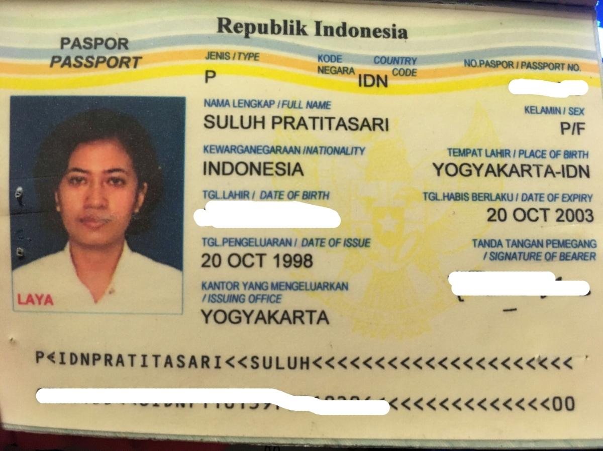 Kisah Paspor Pertama 19 Tahun Lalu